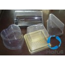 Plastic blister packing products
